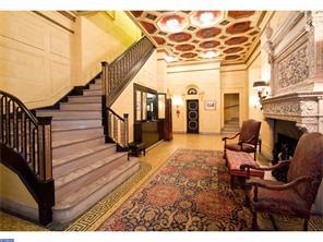 1830 Rittenhouse Square Lobby